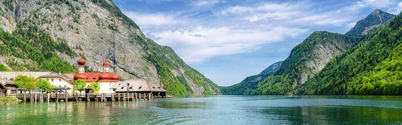 Bayern Reiseziel Königssee